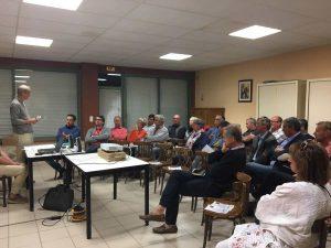 réunion publique d'information sur le PNR